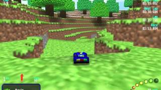 Download Re-Volt Custom Track MineZcraft by Zach, 8 Lap Race Video