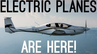 Download Electric Planes Are Here! Video