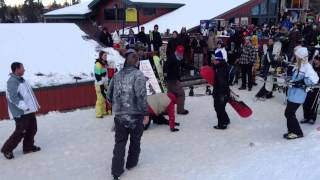 Download Bear Mountain fight Video