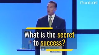 Download These Are Arnold Schwarzenegger's 5 Rules for Success   Goalcast Video
