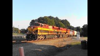 Download NS 118 with KCS & ACWR power in Stockbridge, Ga. Video
