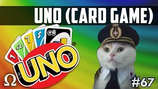 Download TEAM ANIMALS VS TEAM NUT FACES! | UNO #67 (Multiplayer Cards) Video