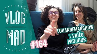 Download VLOGMAD #164 — LouanneManShow REMPLACE Casey Neistat ! Video