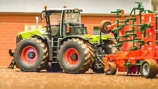 Download RC Tractors work hard! Fantastic 1/32 scale! Stock and modified! Video