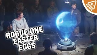 Download Rogue One Star Wars Easter Eggs! (Nerdist News w/ Jessica Chobot) Video