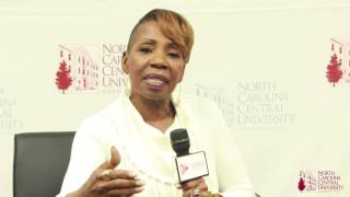Download Iyanla Vanzant Visits NCCU for Rock The Mic Lecture Series Video