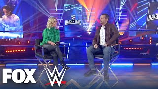 Download Full Interview: CM Punk answers if he would return to the ring | WWE BACKSTAGE | WWE ON FOX Video
