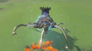 Download The Legend of Zelda: Breath of the Wild - Boss Battles Gameplay - Wii U / NX Video