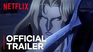 Download Castlevania: Season 2 | Official Trailer [HD] | Netflix Video
