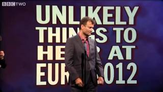 Download Unlikely Things To Hear At Euro 2012 - Mock The Week, S11 Ep2 - BBC Two Video