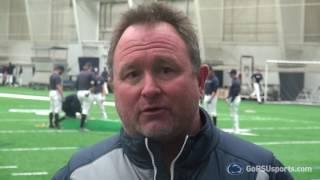 Download Penn State Baseball - 2017 Team Practice (1/27) Video