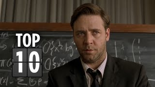Download Top Ten Geniuses Portrayed In Films - Movie Top 10 List HD Video