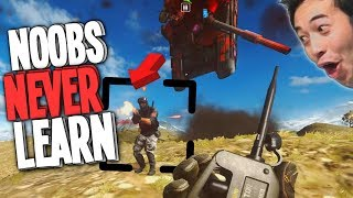 Download BF4 - NOOBS NEVER LEARN 2018 Video
