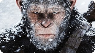 Download WAR FOR THE PLANET OF THE APES Trailer 2 (2017) Planet Of The Apes 3 Video