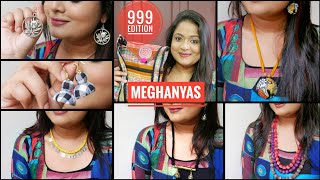 Download Meghanyas September 2018 |999 Edition |Try On and Review Video
