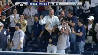 Download 2009 Yankees: Nick Swisher hits walk-off game winning homer vs Rays (9.8.09) Video