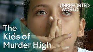 Download Going to school amid violence in Honduras | Unreported World Video