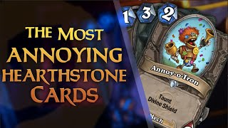 Download Hearthstone - The Most Annoying Cards Ever Video