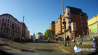 Download ROAD TRIP: driving in Frankfurt am Main and Eschborn - Oktober 2016 / Germany Video