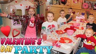 Download Kids Valentine's Day Party Skit Video