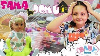 Download 👶🏽 BABY BORN 🏠 SAMA W DOMU 😂 SUPER ZABAWA! Video