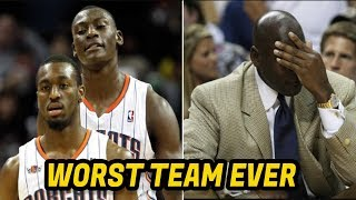 Download The Story of the WORST TEAM in NBA History: 2011-2012 Bobcats Video