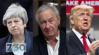 Download Simon Schama on the lessons of history for Brexit and Donald Trump | 7.30 Video