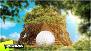 Download GOLF IN A GIANT TREE! (Golf It) Video