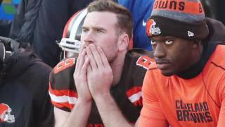 Download Terry Pluto is talkin' Cleveland Browns, Robert Griffin III, and other quarterback quandaries Video