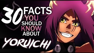 Download 30 Facts About Yoruichi Shihouin You Probably Should Know! | Bleach Video