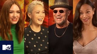 Download Guardians of the Galaxy Cast Play Snog, Marry, Avoid: MARVEL Edition | MTV Movies Video