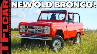 Download Here's the Inside Story on the NEW $120K old Bronco and Bronco Raptor! Video