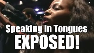 Download Speaking in Tongues EXPOSED! Pentecostal Speaking in Tongues Exposed by the Word of God Video