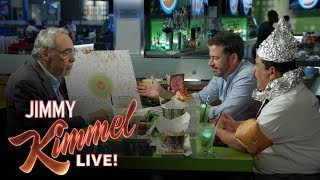 Download Jimmy Kimmel & Guillermo Prepare for Nuclear Attack Video