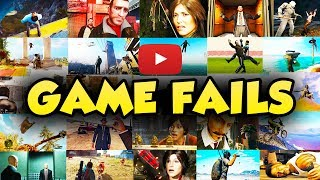 Download GAME FAIL COMPILATION! (Best Of #200) Video