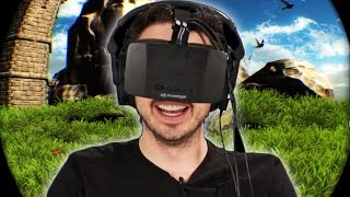 Download High People Try Virtual Reality Video