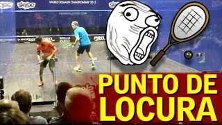 Download La locura más bella del squash: un puntazo de primera Video
