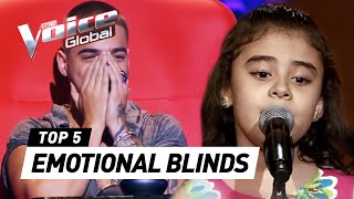 Download The Voice Kids | MOST EMOTIONAL Blind Auditions Video