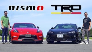 Download 2020 Nissan 370Z NISMO vs Toyota 86 TRD // When The Recipe Works Video