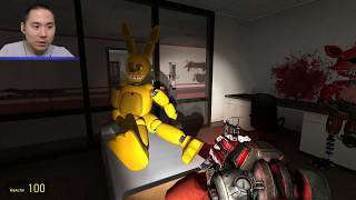 Download TOY CHICA KILLED BY A SHOT!?! (Gmod FNAF Sandbox Funny Moments) Garry's Mod Video