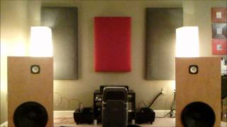 Download Martin King Open Baffle Speakers Play Shankar Tucker Video
