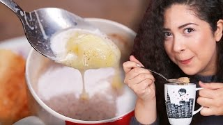 Download Latinos Try Colombian Hot Chocolate Video