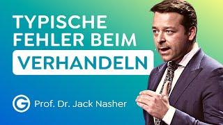 Download Wie wir besser verhandeln // Prof. Dr. Jack Nasher Video