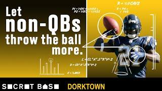 Download The NFL's most efficient passers aren't quarterbacks | Dorktown Video