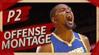 Download Kevin Durant Offense Highlights Montage 2016/2017 (Part 2) - MVP MODE! Video