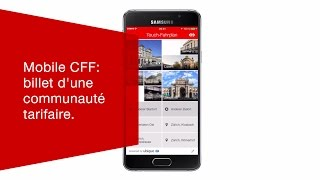Download Mobile CFF: billet d'une communauté tarifaire. Video