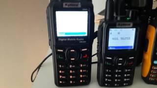 Download Kyd kydera DPMR DMR GT3 TP test Video