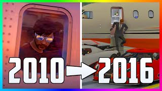 Download GTA ONLINE IN 2010 VS 2016 - HOW IT WAS ORIGINALLY PLANNED TO BE LIKE VS HOW IT IS TODAY!!! (GTA 5) Video