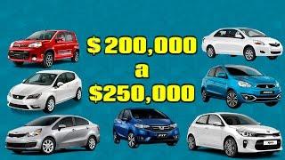 Download Los mejores autos de 200 a 250 mil Pesos   Tixuz Autos Video
