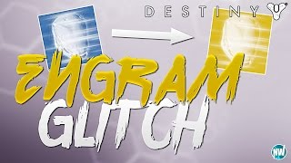 Download Destiny ENGRAM GLITCH ! Video